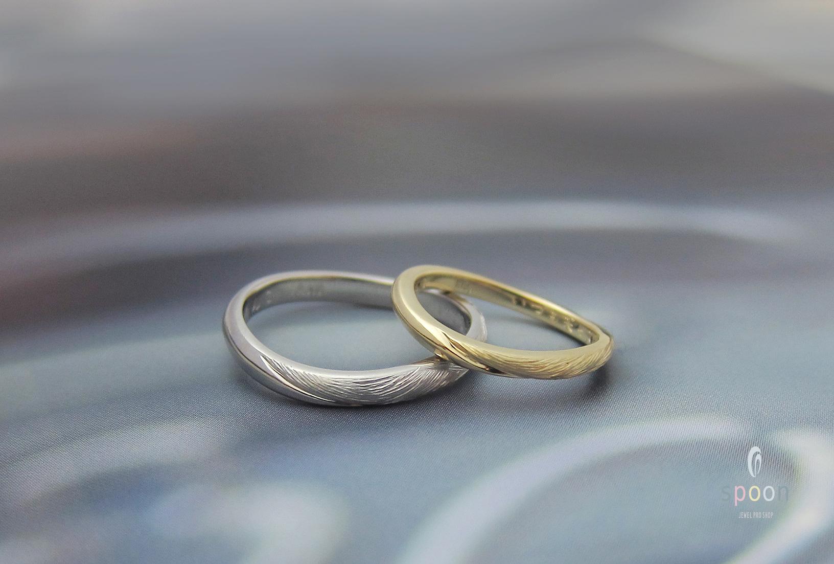 マリッジング,結婚指輪,カーロ,