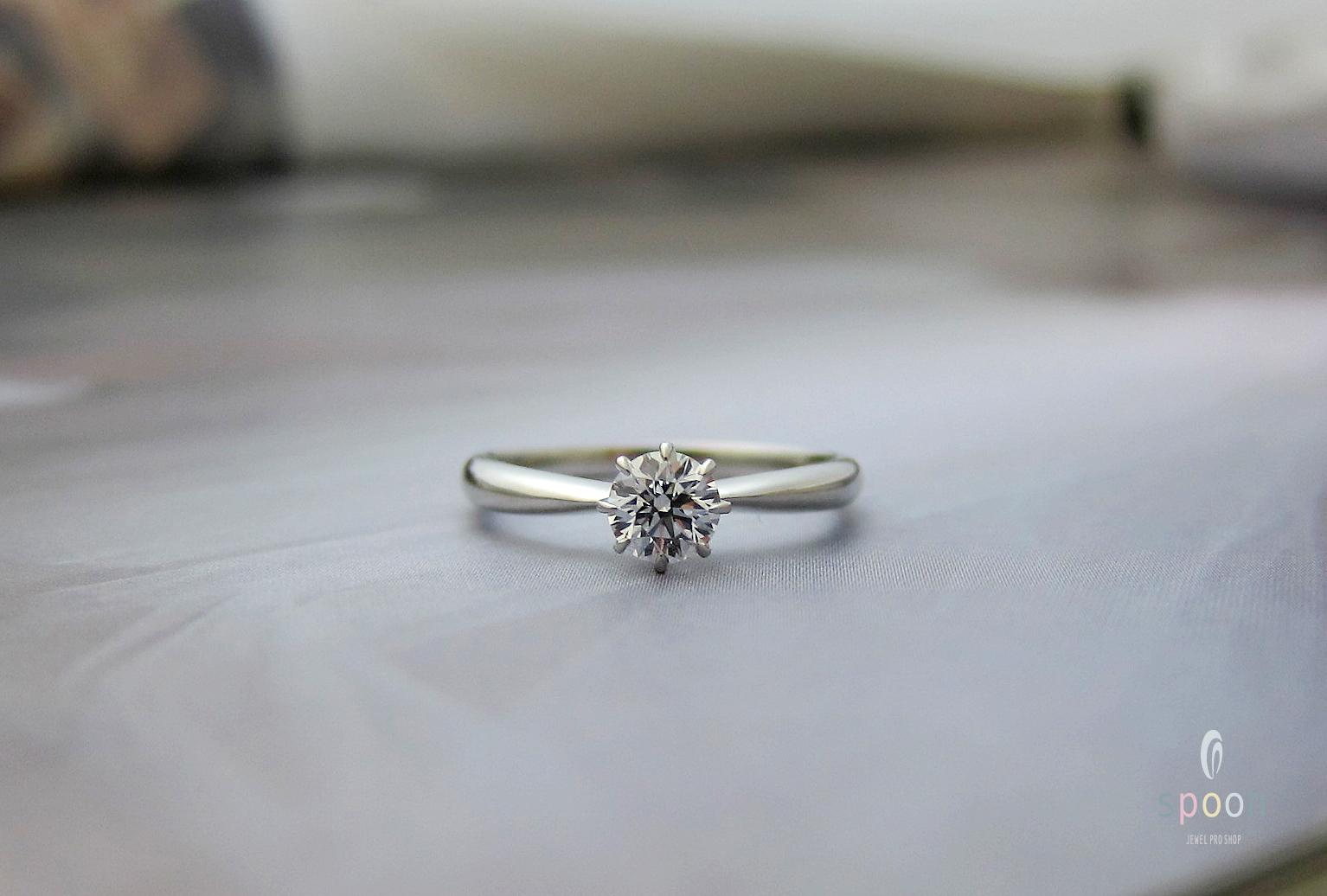ダイヤモンドプロポーズ,婚約指輪,フローラ,デイジー,