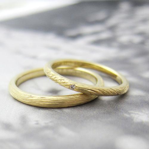 小枝,結婚指輪(マリッジリング)